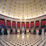 Becoming Statuary Hall: 1857–Present