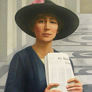 """I'm No Lady; I'm a Member of Congress,"" 1917–1934"