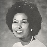 The Honorable Yvonne Brathwaite Burke