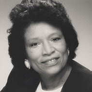 The Honorable Eva M. Clayton