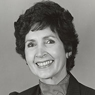 The Honorable Constance A. Morella