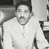 The Honorable William Lacy Clay Sr.