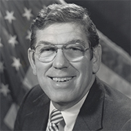 """The Honorable Clarence J. """"Bud"""" Brown Jr."""
