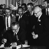 Delivering on a Dream: The House and the Civil Rights Act of 1964