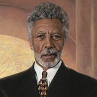 Chairman Portrait: Ronald V. Dellums