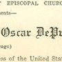 Highlight: Representative Oscar S. De Priest
