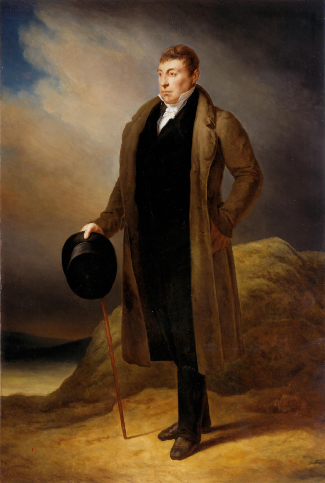 """As Large as Life"""": Lafayette's Portrait 
