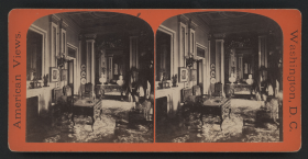 Speaker's Room Stereoview