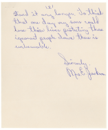 <em>Mrs. E. Jackson Letter to the House Judiciary Committee Page 2</em>