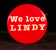 Lindy Boggs Campaign Button
