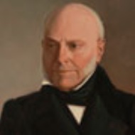 John Quincy Adams' portrait