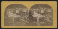 <em>House Chamber Stereoview</em>