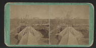 <em>Capitol and Botanic Garden Stereoview</em>