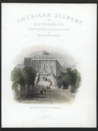 Early books on America invariably depicted the Capitol as a new Athens.