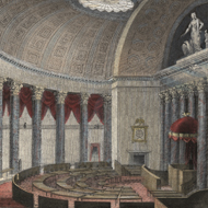 Edition for Educators – The Old Hall of the House of Representatives