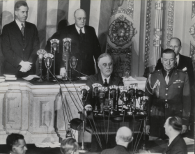President Roosevelt's 1943 State of the Union Address
