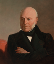 John Quincy Adams of Massachusetts