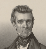 James K. Polk of Tennessee