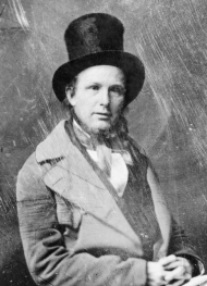 Horace Greeley of New York