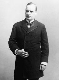 William McKinley of Ohio