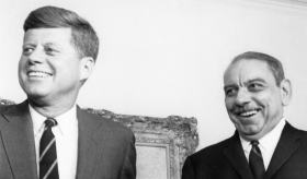 President-elect John Kennedy and Governor Luis Muñoz Marín