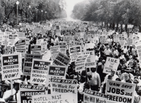 March on Washington, August 28, 1963