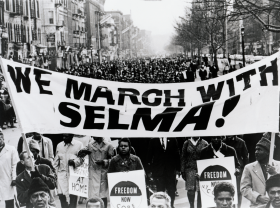 We March with Selma