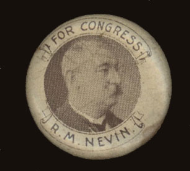Representative Robert Nevin of Ohio