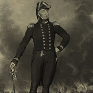 Admiral George Cockburn