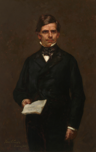 Representative Nathaniel Banks of Massachusetts