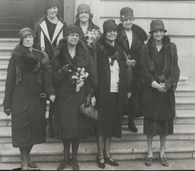 Women in the 71st Congress