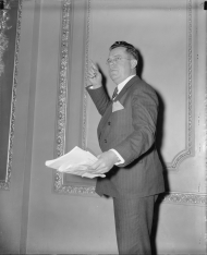Representative Ralph Church of Illinois