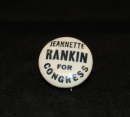 Jeannette Ranking Campaign Button