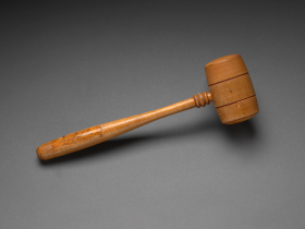 Declaration of War Gavel
