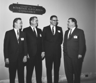 <em>Outside the Committee on Interstate and Foreign Commerce Room</em>