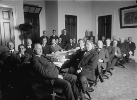 Members of the House Committee on Agriculture, ca. 1915