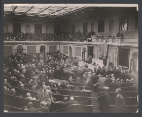 House Chamber in 1920