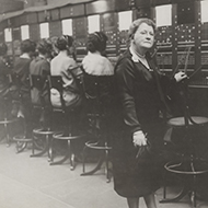 Harriott Daley, Director of the Capitol Switchboard