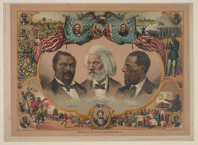 """""""Heroes of the Colored Race"""""""