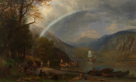Discovery of the Hudson River