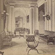 Speaker's Lobby and Members' Retiring Room