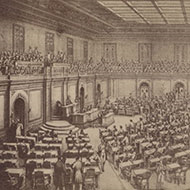 House Chamber 1857–1950: Art and Artifacts