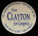 <i>Eva M. Clayton Lapel Pin</i>