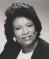 <i>Congresswoman Eva M. Clayton</i>