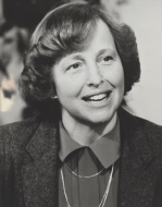 <i>Congresswoman Nancy Lee Johnson of Connecticut</i>