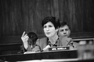 <i>Representative Connie Morella in Committee</i>