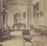 Speaker's Room and Lobby