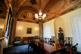 Board of Education Room Photograph