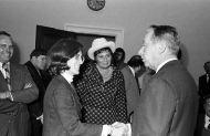 <i>Representatives Holtzman and Abzug</i>