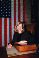 <i>In the Speaker's Chair</i>